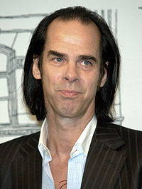 Nick Cave. Source: Wikipedia