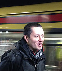 Nicolas Ancion. Source: Wikipedia