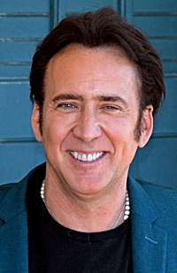 Nicolas Cage. Source: Wikipedia