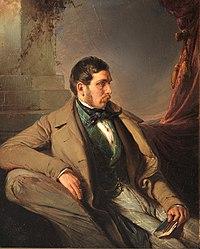 Nikolaus Lenau. Source: Wikipedia