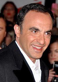 Nikos Aliagas. Source: Wikipedia