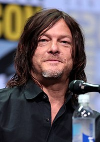 Norman Reedus. Source: Wikipedia