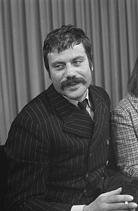 Oliver Reed. Source: Wikipedia