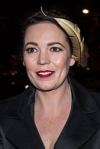Olivia Colman. Source: Wikipedia