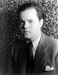 Orson Welles. Source: Wikipedia