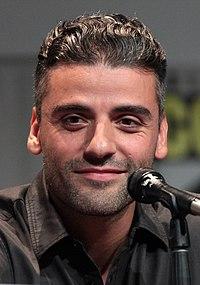 Oscar Isaac. Source: Wikipedia