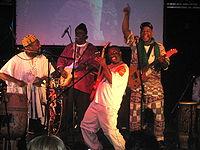 Osibisa. Source: Wikipedia