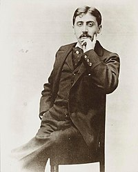 Marcel Proust. Source: Wikipedia