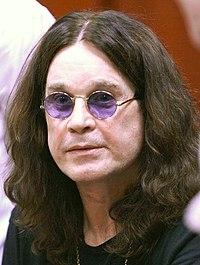 Ozzy Osbourne. Source: Wikipedia