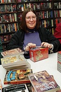 Patricia C. Wrede. Source: Wikipedia