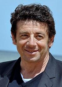 Patrick Bruel. Source: Wikipedia