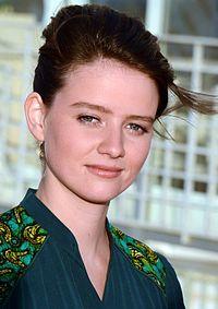 Pauline Etienne. Source: Wikipedia