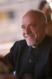 Paulo Coelho. Source: Wikipedia