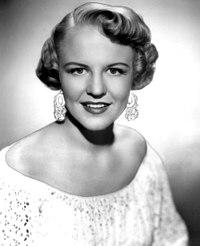 Peggy Lee. Source: Wikipedia