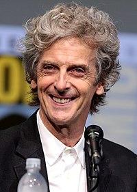Peter Capaldi. Source: Wikipedia