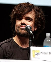 Peter Dinklage. Source: Wikipedia