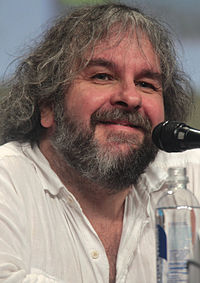 Peter Jackson. Source: Wikipedia
