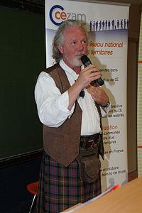 Peter May. Source: Wikipedia