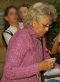 Pilar Bardem. Source: Wikipedia
