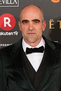 Luis Tosar. Source: Wikipedia