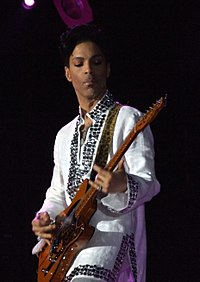 Prince. Source: Wikipedia