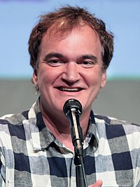 Quentin Tarantino. Source: Wikipedia