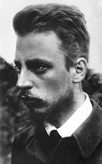 Rainer Maria Rilke. Source: Wikipedia