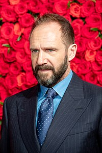 Ralph Fiennes. Source: Wikipedia