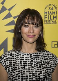 Rashida Jones. Source: Wikipedia
