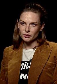 Rebecca Ferguson. Source: Wikipedia