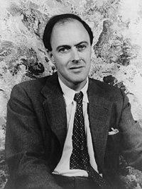 Roald Dahl. Source: Wikipedia