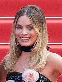 Margot Robbie. Source: Wikipedia