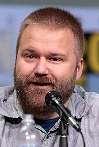 Robert Kirkman. Source: Wikipedia