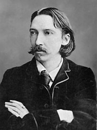 Robert Louis Stevenson. Source: Wikipedia