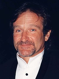 Robin Williams. Source: Wikipedia