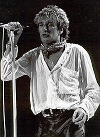 Rod Stewart. Source: Wikipedia