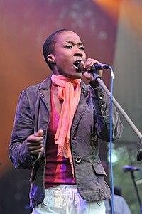 Rokia Traoré. Source: Wikipedia