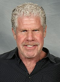 Ron Perlman. Source: Wikipedia