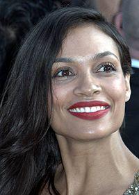 Rosario Dawson. Source: Wikipedia