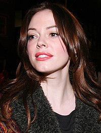 Rose McGowan. Source: Wikipedia