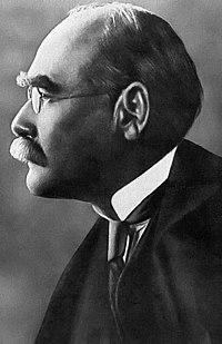 Rudyard Kipling. Source: Wikipedia