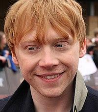Rupert GRINT. Source: Wikipedia