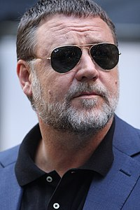 Russell Crowe. Source: Wikipedia