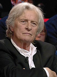 Rutger Hauer. Source: Wikipedia