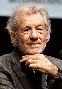 Ian McKellen. Source: Wikipedia