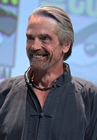 Jeremy Irons. Source: Wikipedia