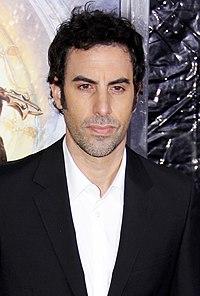 Sacha Baron Cohen. Source: Wikipedia