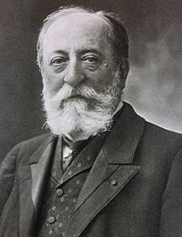 Camille Saint-Saëns. Source: Wikipedia