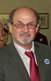 Salman Rushdie. Source: Wikipedia