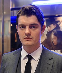 Sam Riley. Source: Wikipedia